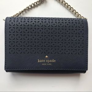 kate spade cedar street cami perforated crossbody